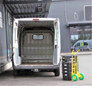 GorillaRent - Isot pakettiautot